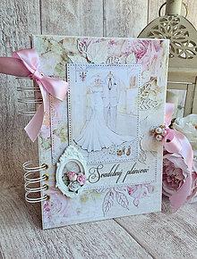 Papiernictvo - Svadobný plánovač - 8203670_