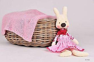 Hračky - Zajačik Gretka - 8206287_