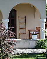 - rebrík zo starého mäkkého dreva - 8206100_