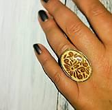 Drevený prsteň (Šťastie)