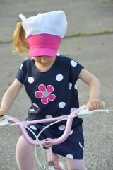 Detské oblečenie - Letné šaty Dots & flower - 8205935_
