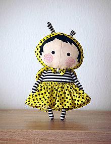 Hračky - Včielka - 8208429_