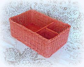 Košíky - Košík delený - 8206985_