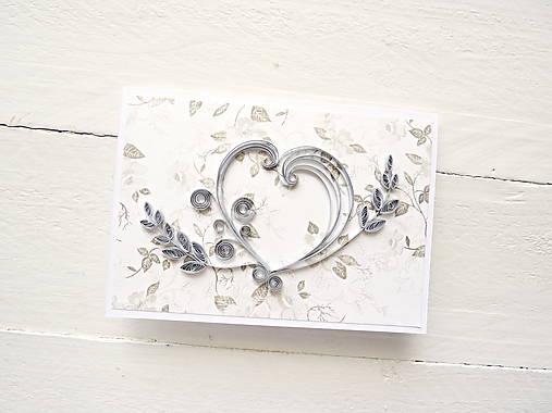 svadobná pohľadnica