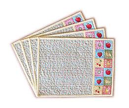 Úžitkový textil - Prestieranie ovocné 2 - 8210077_