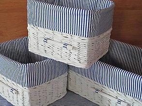 Košíky - Košíky - V námornickom tričku - 8210640_