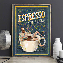 Grafika - Espresso Yourself (Size: L) - 8209445_