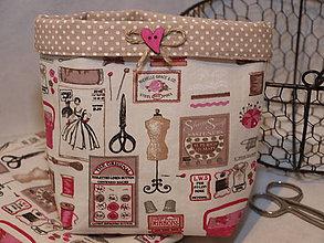 Úžitkový textil - ...šitíčko... - 8212099_