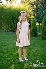 Sukne - Dievčenská suknička - 8214400_