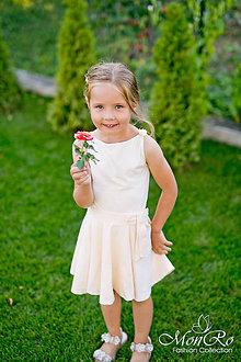Sukne - Dievčenská suknička - 8214399_