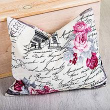 Úžitkový textil - Nezábudka: Pohánkový nahrievací vankúšik List - 8213619_