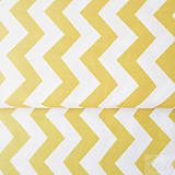 Textil - oranžový cikcak; 100 % bavlna, šírka 160 cm, cena za 0,5 m - 8215881_