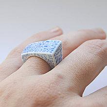 Prstene - Prsten - RING RING - modrý - rain - 8213031_