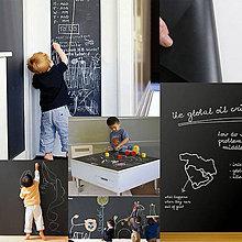 Dekorácie - Nálepky na stenu - Tabuľa 60 x 200 cm - 8216105_