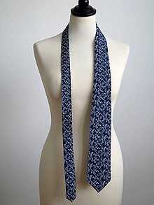Doplnky - pánska kravata folk III. - 8216532_