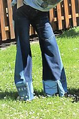 Nohavice - hippie rifle s vreckami - 8217719_