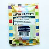 - Batikovacia farba na bavlnu, viskózu, ľan - 20 g (námornícka modrá) - 8221424_
