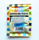 - Batikovacia farba na bavlnu, viskózu, ľan - 20 g (svetlomodrá) - 8221448_