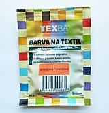 - Batikovacia farba na bavlnu, viskózu, ľan - 20 g (oranžová) - 8221527_