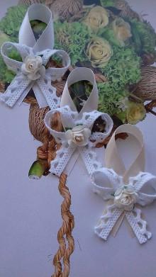 Pierka - svadobné pierko vintage - 8219700_