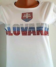Tričká - Dámske tričko - 8221147_