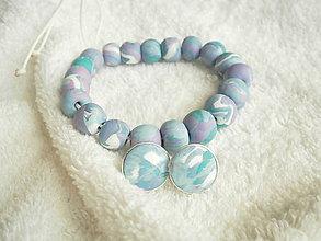 Sady šperkov - Set z polyméru, fľakáčik - 8220687_