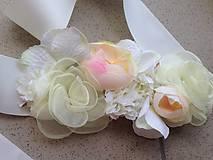 Opasky - Kvetinový opasok-zlava - 8221729_