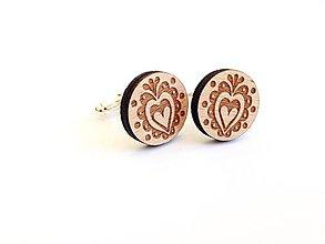 Šperky - Manžetové gombíky Oravec - 8224100_