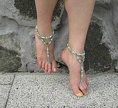 Iné šperky - Tyrkysová kolekcia IV - 8223602_