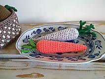 Hračky - Montessori - kosik so zeleninkou - 8226871_