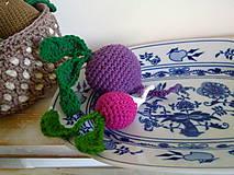 Hračky - Montessori - kosik so zeleninkou - 8226873_