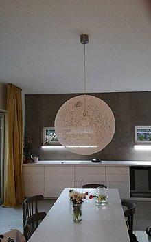 Svietidlá a sviečky - Šagátova lampa 80cm - 8227153_