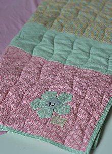 Textil - detská deka - 8225375_