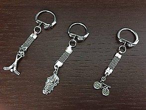 Kľúčenky - Chlapčenská kľúčenka - 8224870_