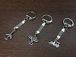 Kľúčenky - Chlapčenská kľúčenka - 8224887_