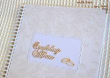 Papiernictvo - Svadobný fotoalbum - 8227004_