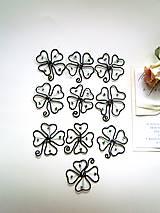 Darčeky pre svadobčanov - ☘ štvorlístok  III ☘ - 8224460_