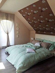 Úžitkový textil - Ľanové posteľné obliečky We Love Mint - 8226224_