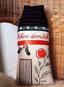 """Textil - """"Evkin"""" domček ... - 8229721_"""