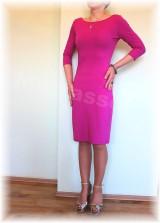 Šaty - Šaty pouzdrové vz.293 více barev - 8227777_