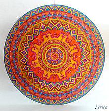 Dekorácie - Etno Mandala Relaxu - 8229531_