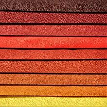 Suroviny - Kože rôznych farieb veľkosť 23x21 cm - 8228713_