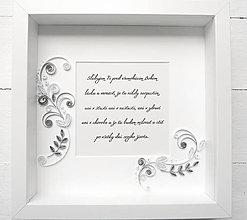 Dekorácie - manželský sľub - 8228717_