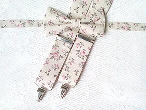 Doplnky - Romantický vintage set - 8231934_