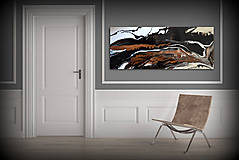 Obrazy - BLACK AND WHITE - 8234394_