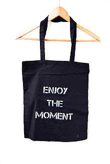 Nákupné tašky - eNJoy THe MoMeNT... eDíCia MoTiVaTioNs - 8234218_