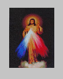 Obrazy - Božie Milosrdenstvo Divine Mercy - 8232471_