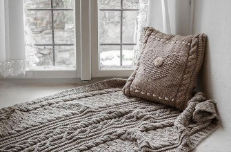 Úžitkový textil - pletená deka Anežka - 6613242_
