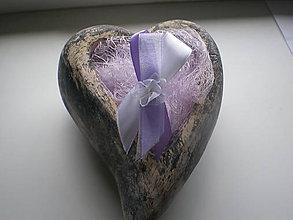 Pierka - svadobné pierko fialové III. - 8233021_