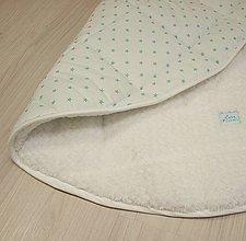 Textil - Hracia deka s vzorom - 8231866_